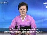 """La Corée du Nord revendique son cinquième essai nucléaire """"réussi"""" (2)"""