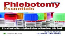 [Reads] Phlebotomy Essentials Online Ebook