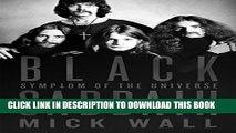 New Book Black Sabbath: Symptom of the Universe