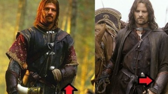 6 Crazy Details in Lord of the Rings that You Probably Didn't Notice!