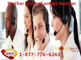Live Aid Just By Calling Brother Printer Contact Number 1-877-776-6261