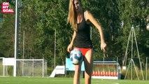 La sublime Astrid Ericsson - Top model & Freestyler