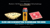 [PDF] Robin Williams Design Workshop, 2nd Edition Full Online