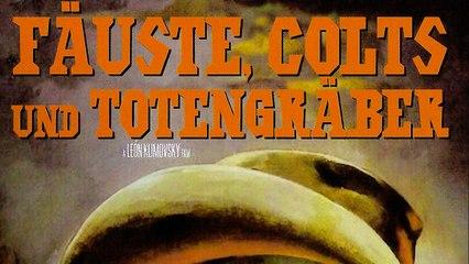 Fäuste, Colts und Totengräber (1970) [Western] | Film (deutsch)