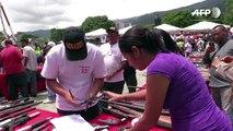 Venezuela: échanges d'armes contre de l'électroménager