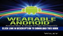 [PDF] Wearable Android: Android Wear and Google FIT App Development Popular Online