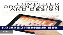 [PDF] Computer Organization and Design, Fifth Edition: The Hardware/Software Interface (The Morgan