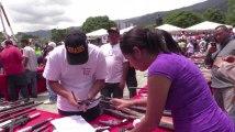 Au Venezuela, on échange des armes contre de l'électroménager