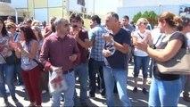 Diyarbakır'da Öğretmenlerin Protestosunda Olaylar Çıktı 2