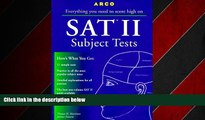 Enjoyed Read Everything You Need to Score High on Sat II: Subject Tests (3rd ed)