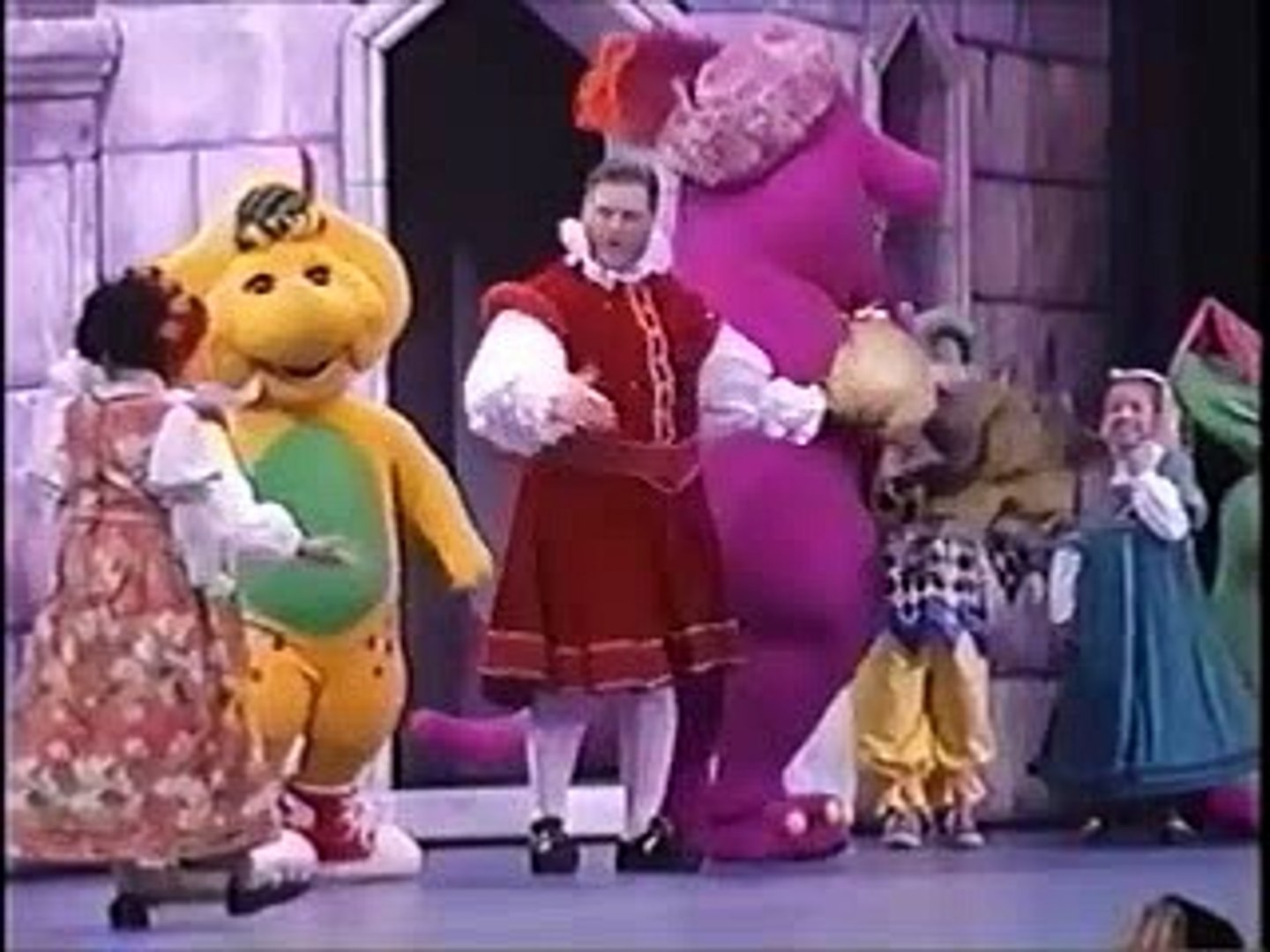 Barney's Musical Castle Part 5