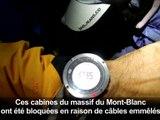 """Mont-Blanc: les """"naufragés du vide"""" de retour sur terre"""