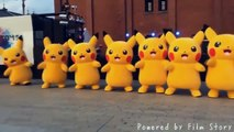 Pokemon Go Pikachu music dance