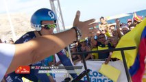 Salida de Yates / Yates is starting - Etapa 19 (Xàbia / Calp) - La Vuelta a España 2016