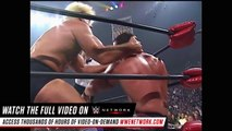 Curt Hennig & Ric Flair vs Buff Bagwell & Konnan WCW Monday Nitro 8sep16
