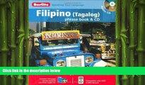EBOOK ONLINE  Berlitz Filipino (Tagalog) Phrase Book   CD READ ONLINE