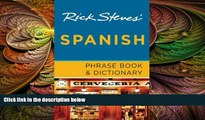 different   Rick Steves  Spanish Phrase Book   Dictionary