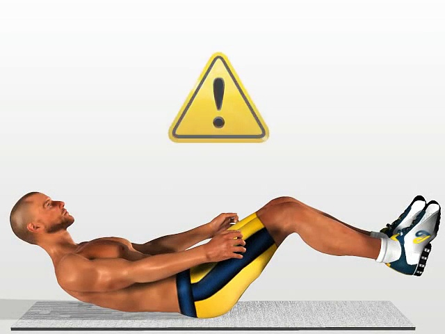 Abs Workout – Double Crunch Exercise – Abs Workout