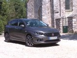 Essai Fiat Tipo 5 portes Multijet 120 Lounge 2016