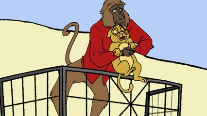 FAIRY TALE FRIDAY - THE LION KING