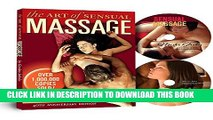 Collection Book The Art of Sensual Massage: Book and 2 DVD Set