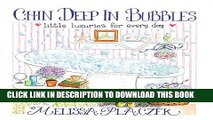 New Book Chin Deep In Bubbles: Little Luxuries for Every Day