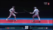 JO Rio 2016 - Gauthier Grumier remporte la médaille de bronze !