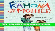 [PDF] Ramona and Her Mother (Ramona Quimby) Popular Online