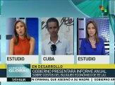 Cuba presentará esta tarde informe sobre afectaciones por bloqueo
