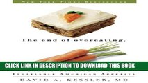 Collection Book The End of Overeating: Taking Control of the Insatiable American Appetite