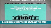 Collection Book Massachusetts General Hospital Handbook of General Hospital Psychiatry