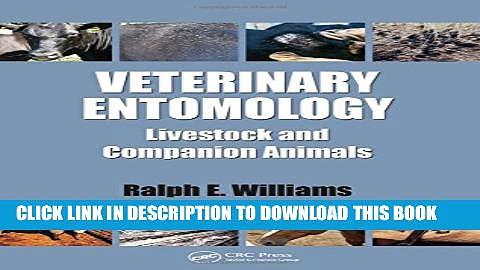 Collection Book Veterinary Entomology: Livestock and Companion Animals