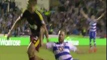 Daniel Williams penalty Wow Reading FC vs Ipswich Town FC 2-1  ALL Goals  HD