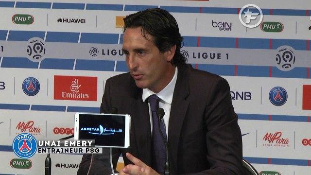 PSG : Emery assume ses responsabilités