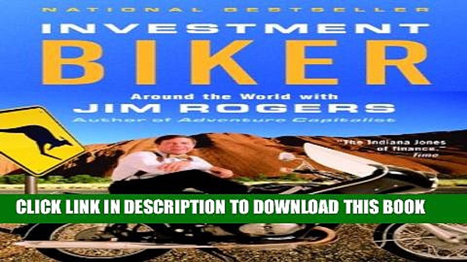 [PDF] Investment Biker: Around the World with Jim Rogers Popular Online