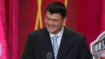 Yao Ming Jokes About Iverson, Shaq