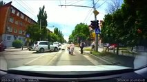 Stupid Russian Drivers accidents & car crash compilation- August A157