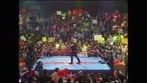 Hulk Hogan Calls Out Billy Kidman Nitro 04.17.2000