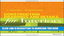 [PDF] Construction Drawings and Details for Interiors Full Online
