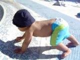 trop cool la piscine
