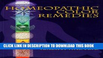 [PDF] Homeopathic Color Remedies Popular Collection[PDF] Homeopathic Color Remedies Popular