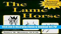 [Read] The Lame Horse Free Books
