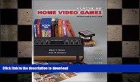 FAVORITE BOOK  Classic 80s Home Video Games Identification   Value Guide: Featuring Atari 2600,