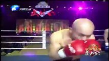 "Kung Fu vs Karate - China's ""strongest"" Shaolin vs Masato Uchiyama Japane Karate Champion"