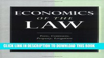 [PDF] Economics of the Law: Torts, Contracts, Property and Litigation: Torts, Contracts, Property,