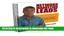Read How to Create Network Marketing Leads with Post Cards (Network Marketing/MLM Lead Generation