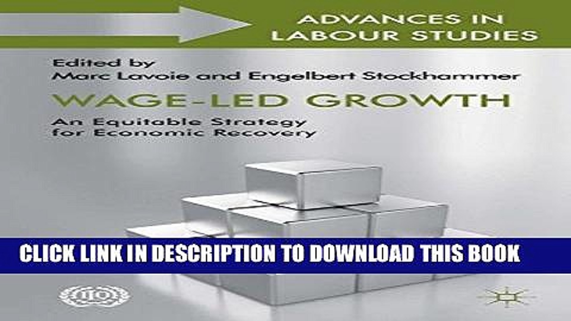 [PDF] Wage-Led Growth: An Equitable Strategy for Economic Recovery Popular Collection