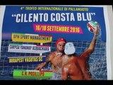 """Agropoli (SA) - Pallanuoto, il quarto trofeo """"Cilento Costa Blu"""" (09.09.16)"""