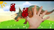 #Peppa pig #turned the #Witch into a #spider #Finger Family #Nursery Rhymes Lyrics #Parody