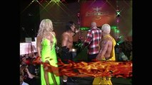 Hulk Hogan & Kevin Nash vs Rey Mysterio Jr. & Konnan & Mike Awesome & Billy Kidman With Torrie Wilson Nitro 05.08.2000